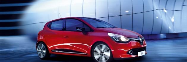 Новото Renault Clio: дизайн символ на енергия и съблазън.