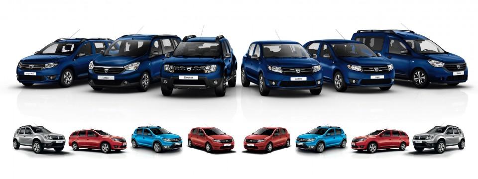 Три поредни години Dacia оглавява българския автомобилен пазар